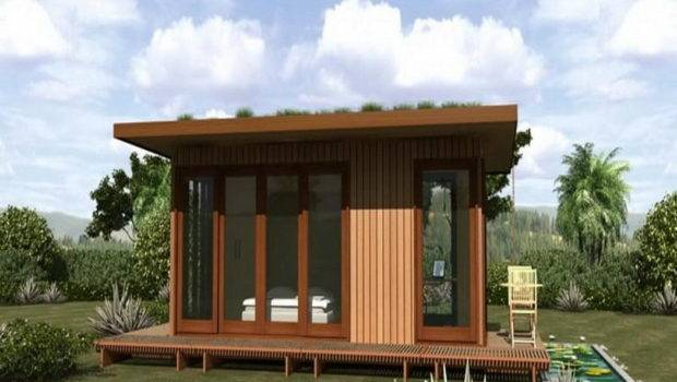 Above Section Modern Architecture Design Dwell Prefab