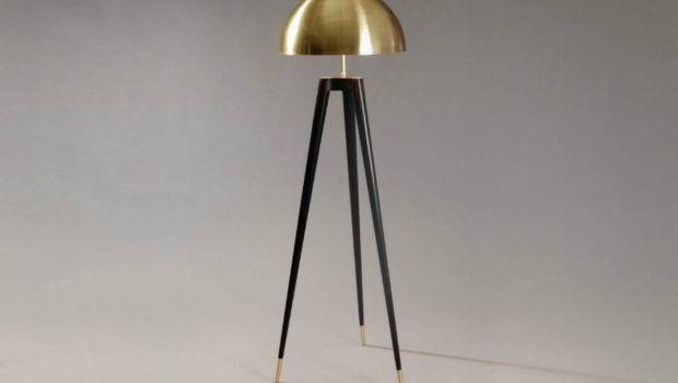Absolutely Not Boring Tripod Floor Lamp Designs