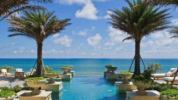 Absolutely Spectacular Infinity Edge Pools