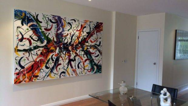 Abstract Art Classes Lessons Paint Ideas