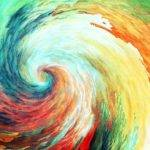 Abstract Art Spiral Animated Wallpaperspicture