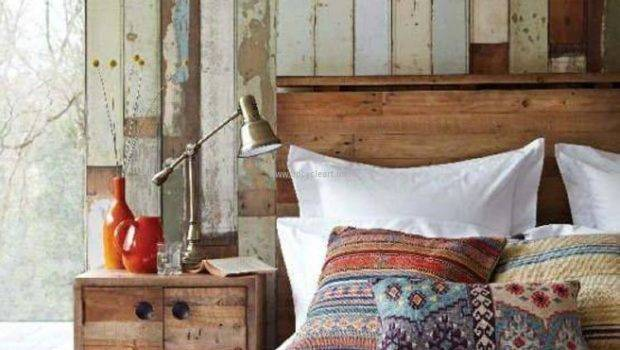 Accent Wall Out Wood Pallets Upcycle Art