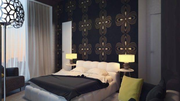 Accent Walls Bedroom Wall Paint Feature