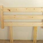 Accessories Pine Headboards Solid Double Headboard