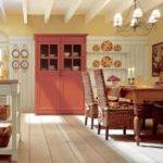 Adds Punch Color Gorgeous Old World Style Eat Kitchen