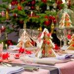 Adorable Christmas Table Decorations Decoholic