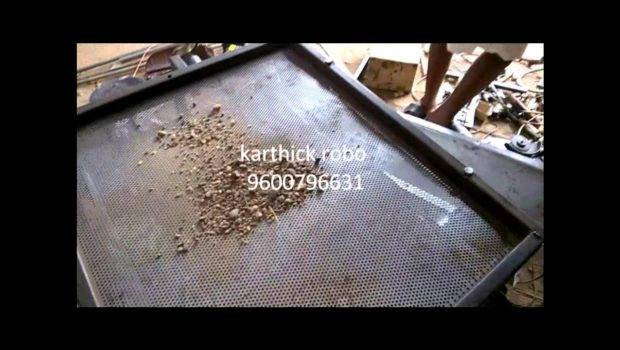 Aggregate Separator Mechanical Engineering Project Topics Youtube