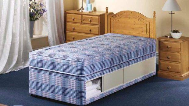 Airsprung Hudson Single Beds Small Rooms