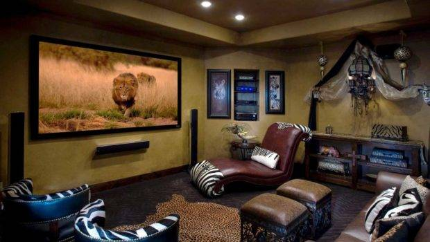 Also Primary Concern Creating Impressive Living Room Theater