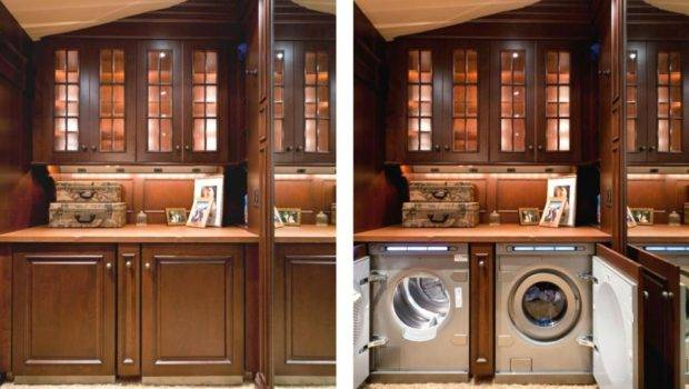Also Seeing Trend Towards Eliminating Laundry Room