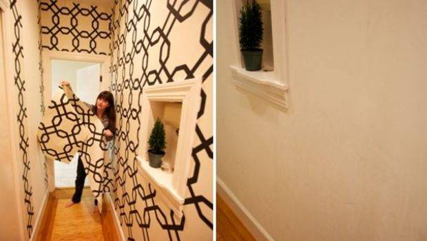 Alternative Ways Decorate Walls Without Paint