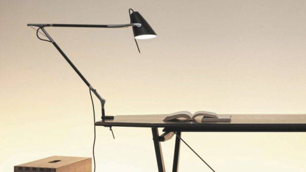 Aluminum Table Clamp Desk Reading Lamp Lamps Cool