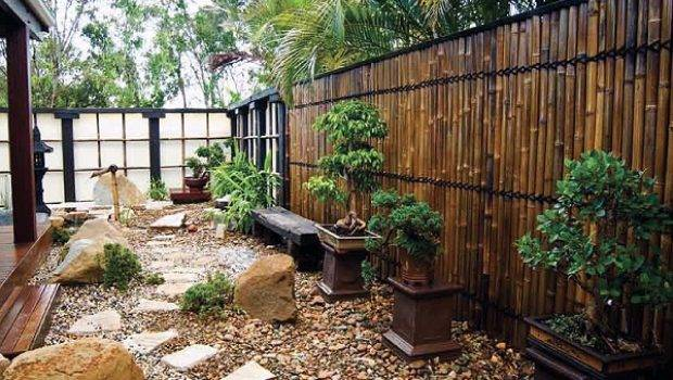 Amazing Bamboo Fence Ideas Beautify Your Outdoors