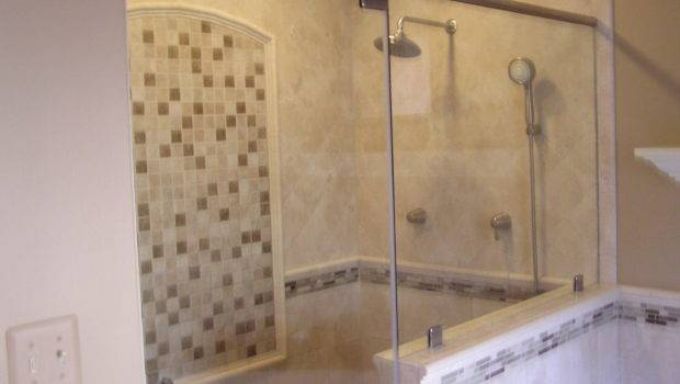 Amazing Bathroom Design Tile Showers Ideas