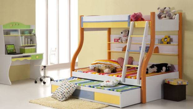 Amazing Beds Kids Car Bed Bunk Single