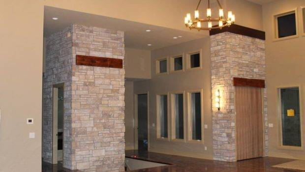 Amazing Interior Stone Wall Veneer Colour Story Design
