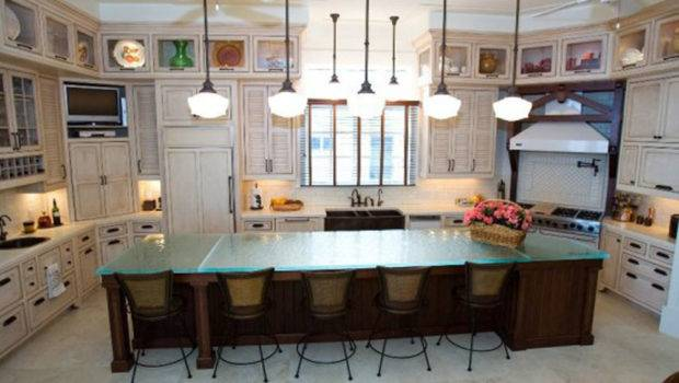 Amazing Kitchen More Light Glass Tops Interior Design