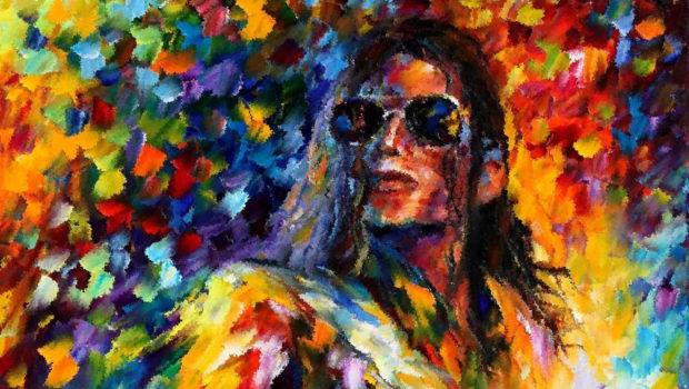Amazing Michael Jackson Paintings