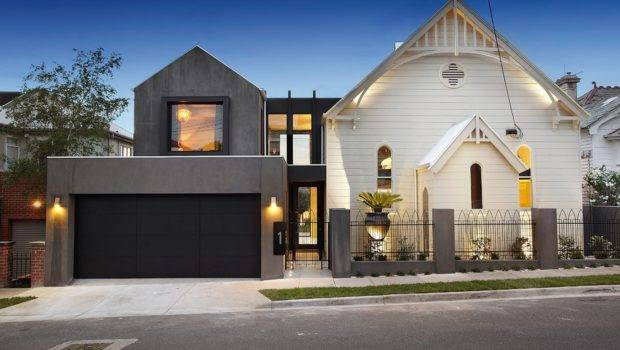 Amazing Space Ten Churches Converted Into Homes Gather