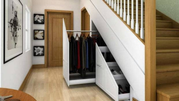 Amazing Under Stairs Storage Solutions Home
