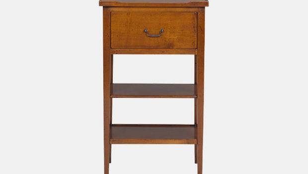 Anjou Tall Side Table Wesley Barrell
