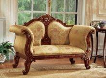 Antique Victorian Sofa Set Modern