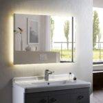 Anzo Iii Backlit Mirror Led Bathroom Horizontal