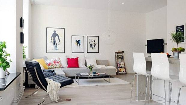 Apartment Interior Decorating Small Condo Design
