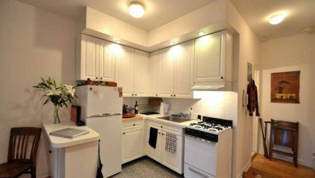Apartment Kitchen Remodel Small Tables Apartments