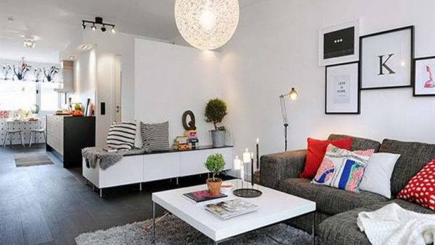 Apartment Living Room Budget Decorating Ideas Modern Interior Design