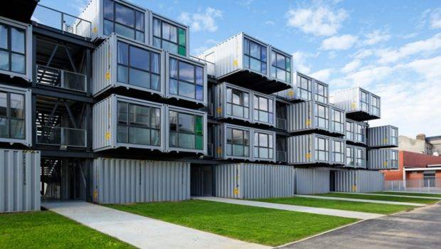 Apartment Storage Units Shipping Container Student