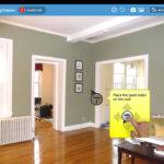 App Includes Paint Color Decks Companies Like Benjamin Moore