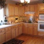 Application Your House Solid Wood Kitchen Cabinet Doors Oak