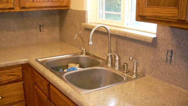 Appling Countertops Over Existing