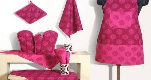Applying Hot Pink Kitchen Accessories Vissbiz Stylish