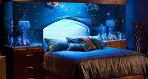 Aquarium Bed Most Beautiful Pages Ideas Master Bedroom