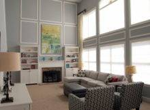 Architecture Decorating Modern Room Interior Calming Colors