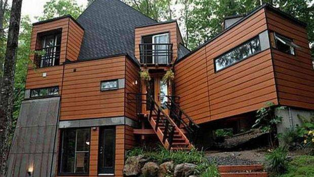 Architecture Storage Container Homes Design Home