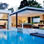 Architecture Swiming Pool House Modern