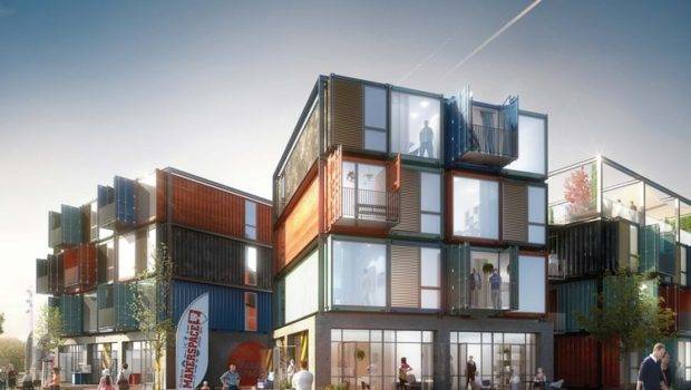 Arkitema Architects Designs Shipping Container