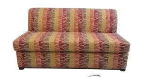 Armless Queen Sofabed Innerspring Mattress Sofa Bed Specialists