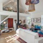 Army Auditorium Turned Into Charming Home Decoholic