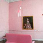 Art Homes Pink Walls Melissa Mercier