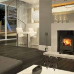 Artisan Fireplace Design Ltd Serrano Wood Burning Stove
