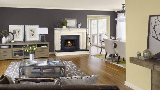 Artisan Living Room Walls Pittsfield Buff Accent