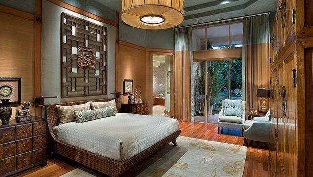 Asian Inspired Bedrooms Infuse Style Serenity Interior Design