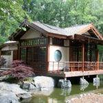 Asian Inspired Tea House
