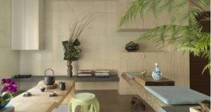 Asian Style Interior Designing Chengxian Blone Wooden