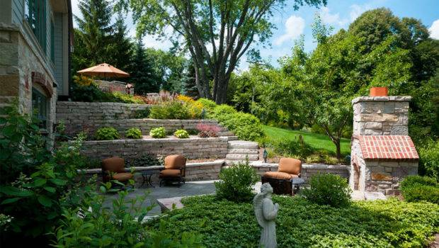 Astounding Best Home Garden Design Wide Green Plants Several