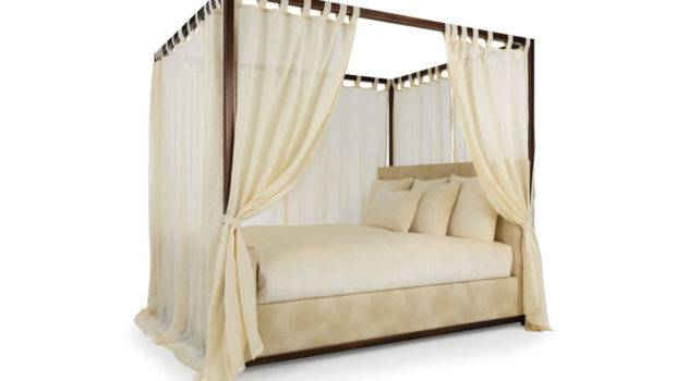 Athena Bed Iron Canopy Available Eastern King